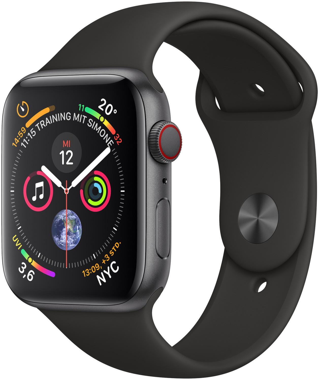 50€ de réduction sur une sélection d'accessoires et objets connectés (via ODR) - Ex : montre Apple Watch Series 4 - 4G / GPS, 40 mm, noir