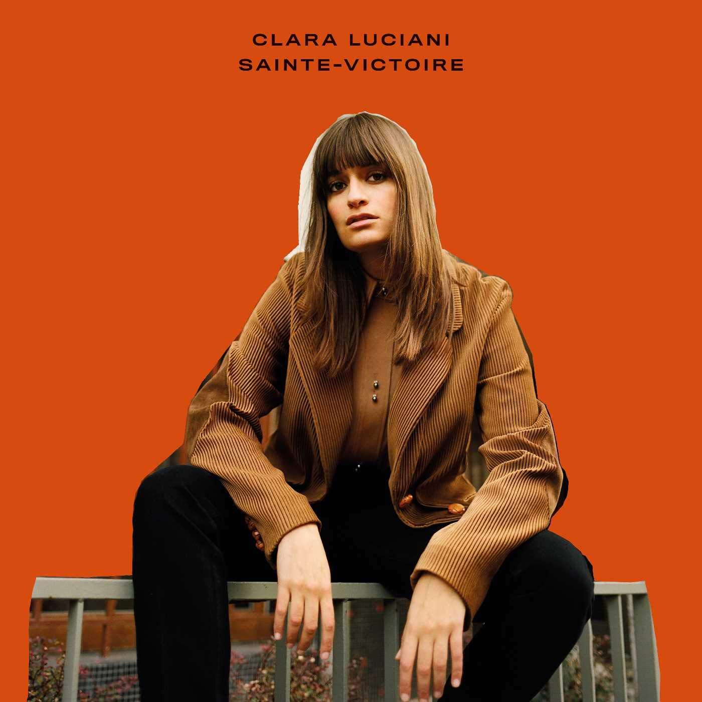 Vinyle Clara Luciani - Sainte Victoire