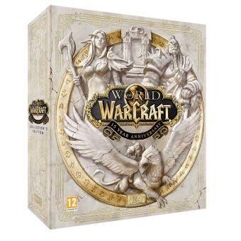 [Adhérents] Précommande : Coffret World of Warcraft 15th Anniversary Edition Collector sur PC + 15€ sur le compte fidélité