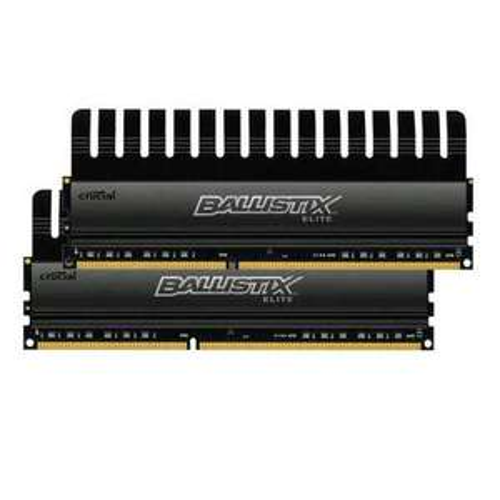 Kit mémoire RAM Crucial Ballistix Elite 16 Go (2x 8 Go) - DDR3, 1866 Mhz, CAS 9