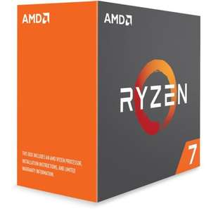 Processeur AMD Ryzen 7 1700X - Socket AM4 - 3,4/3,8 GHz