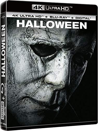 Blu-ray 4K + Blu-ray Halloween