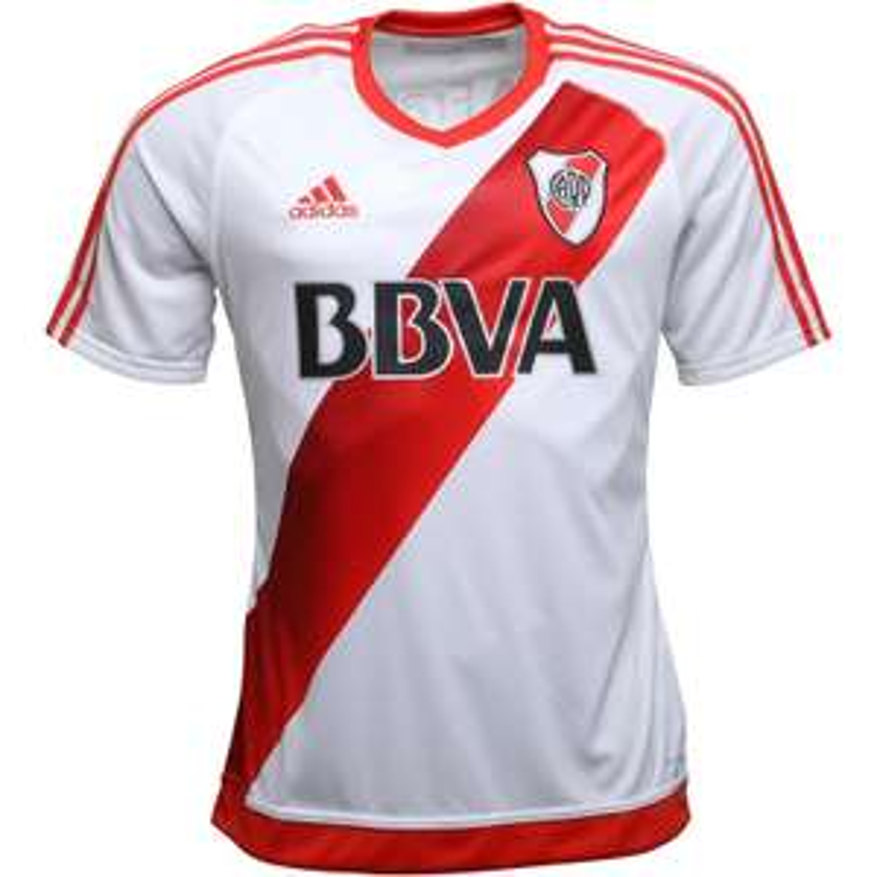 Maillot de Football homme adidas CARP River Plate Home - Blanc