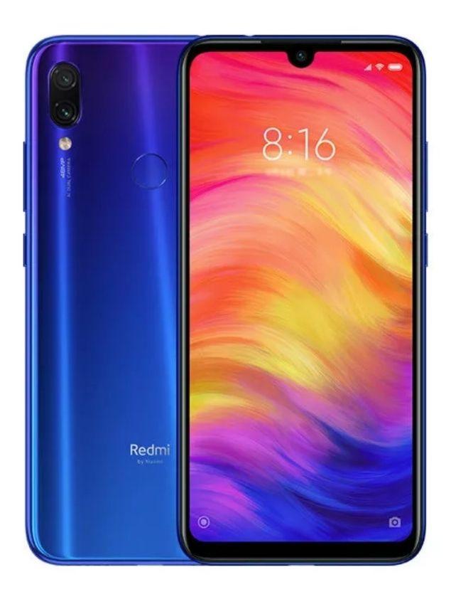 "Smartphone 6.3"" Xiaomi Redmi Note 7 - Full HD+, Snapdragon 660, 4 Go de RAM, 64 Go de ROM, 4G B20 (Global version)"