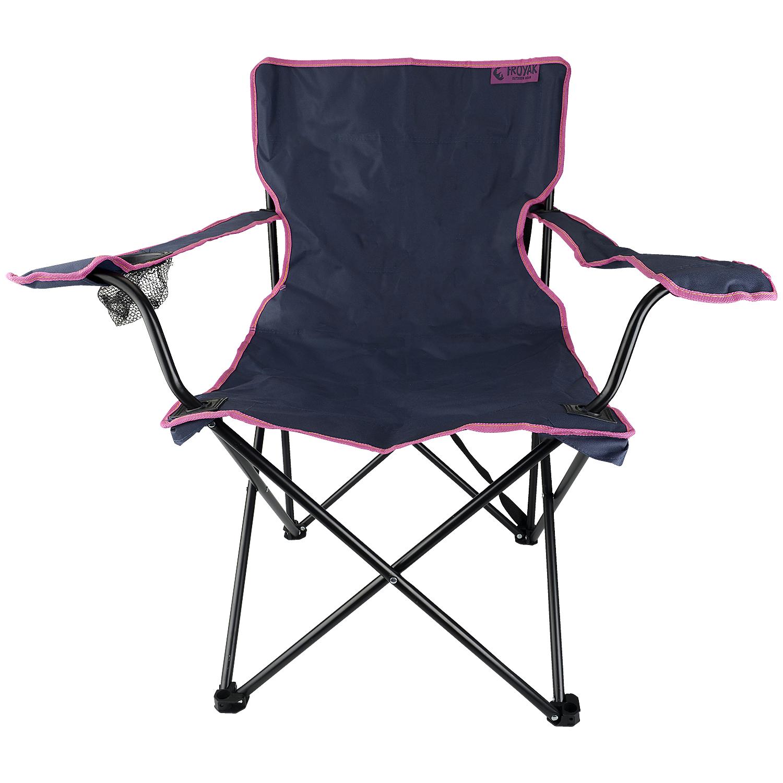 Chaise de camping pliante Froyak - différents coloris
