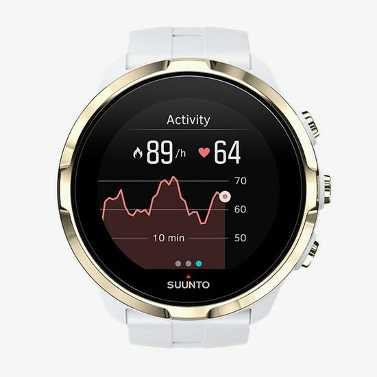 Montre GPS Suunto Spartan Sport Wrist HRGold (suunto.com)