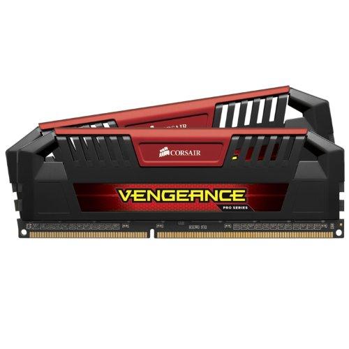 Kit mémoire RAM Corsair Vengeance Pro Series - 16 GO (2x8Go), DDR3, 1600Mhz CL9