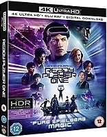 Sélection de Blu-ray 4k en promotion - Ex: Ready Player One