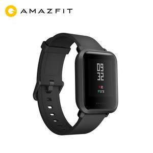 Montre connectée Xiaomi Huami Amazfit Bip (Version internationale) - Noir