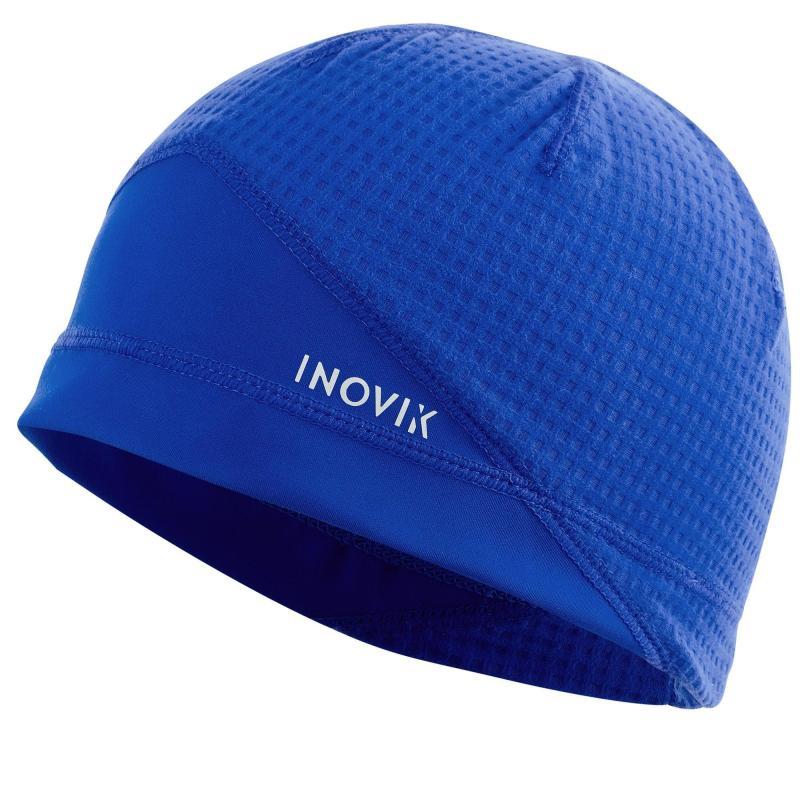 Bonnet de ski de fond junior bleu XC S Beanie 500 Inovik