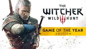 The Witcher 3 - Game of the Year Edition (Dématérialisé, GOG, DRM Free)
