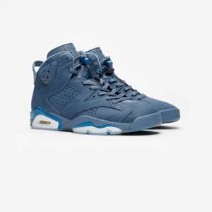 best service e545e dbb4e Baskets Jordan Brand Air Jordan Retro 6 - Diffused Blue Court Blue