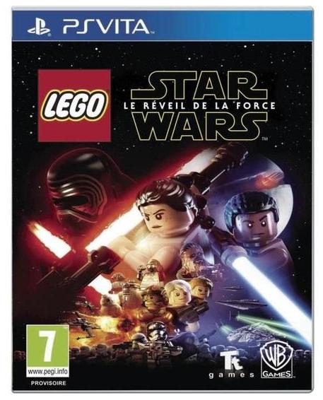 Jeu Lego Star Wars - Le réveil de la Force sur PS Vita (+0.27€ en SuperPoints)