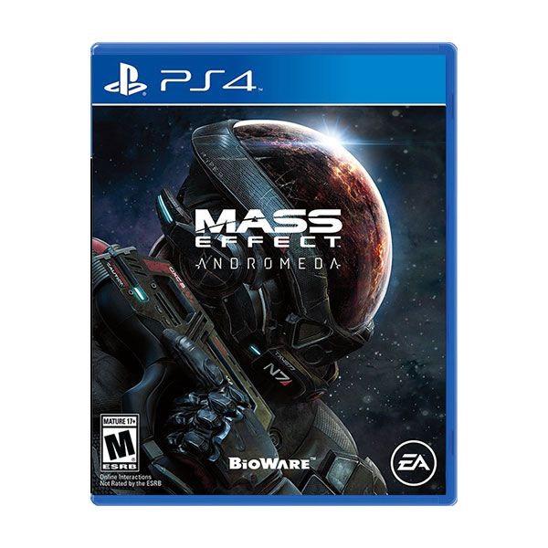 Sélection de jeux vidéo sur PS4 et Xbox One en promotion - Ex: Mass Effect: Andromeda - Dizy (51)