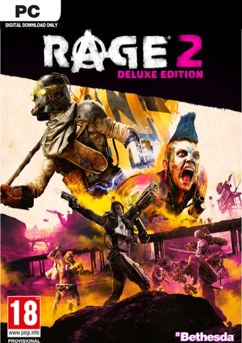 Rage 2 Edition Deluxe sur PC (Dématérialisé - Bethesda.net)