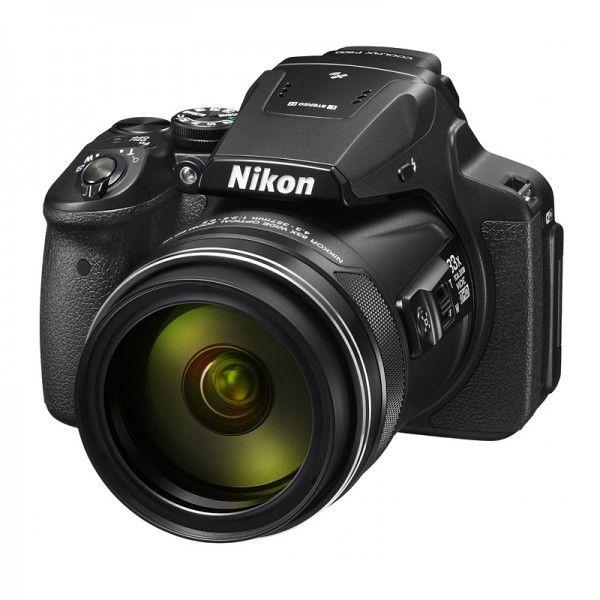 Appareil photo Bridge numérique Nikon Coolpix P900 - Noir (+20.43€ en SuperPoints)