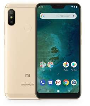 "Smartphone 5.84"" Xiaomi Mi A2 Lite - 3Go RAM, 32Go, Or"