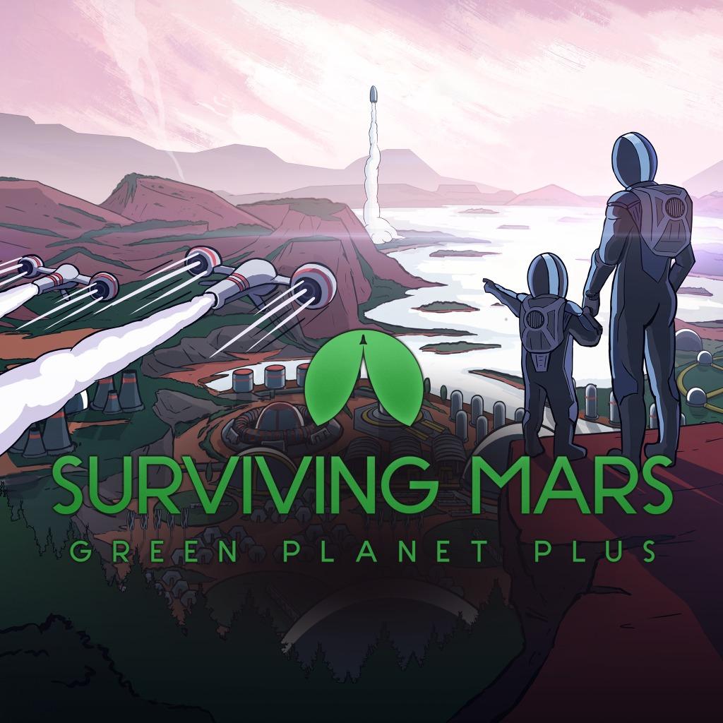 Surviving Mars: Green Planet sur PC (dématérialisé)