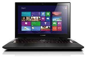 "PC portable 15,6"" Lenovo Y50-70 (i7-42HQ, 8 Go RAM, 1 To HDD + 8 Go SSD, GTX 960M, Full HD)"