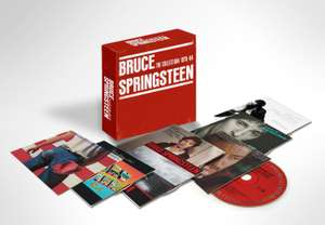 Coffret 7 CD Bruce Springsteen The Collection 1973 - 1984
