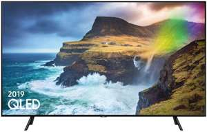 "TV 65"" Samsung QE65Q70R (2019) - 4K UHD, HDR 1000, QLED (full led), Smart TV (via ODR de 300€)"