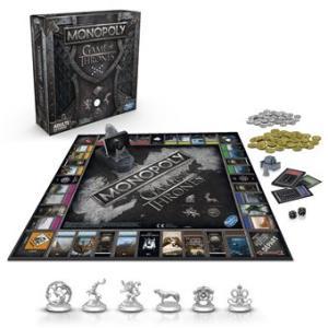 Jeu de société Monopoly Game of Thrones - édition deluxe