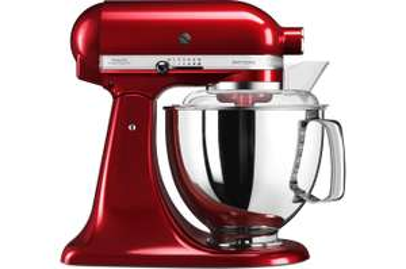 Robot pâtissier KitchenAid Artisan 5KSM175PS - Rouge Pomme d'Amour