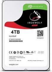 """Disque Dur Interne 3.5"""" Seagate NAS HDD Iron Wolf - 4To (Frontaliers Suisse)"""