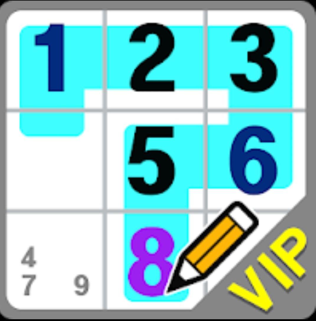 Sudoku Deluxe VIP Gratuit sur Android