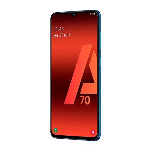 "Smartphone 6.7"" Samsung Galaxy A70 - 6 Go de Ram, 128 Go"