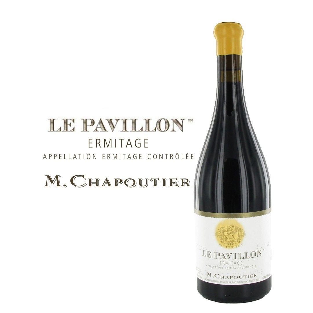 Bouteille de Vin M.Chapoutier Ermitage Le Pavillon 2014 - 75CL (vins-fins.com)