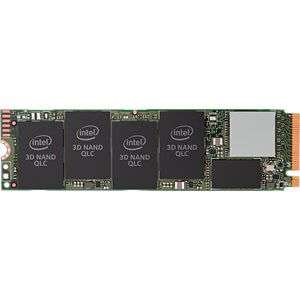 SSD Interne M.2 NVME Intel 660p - 1To