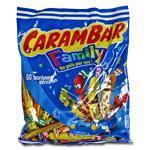 Lot de 3 paquets de Carambar différentes variétés 100% remboursés sur la carte Waaoh