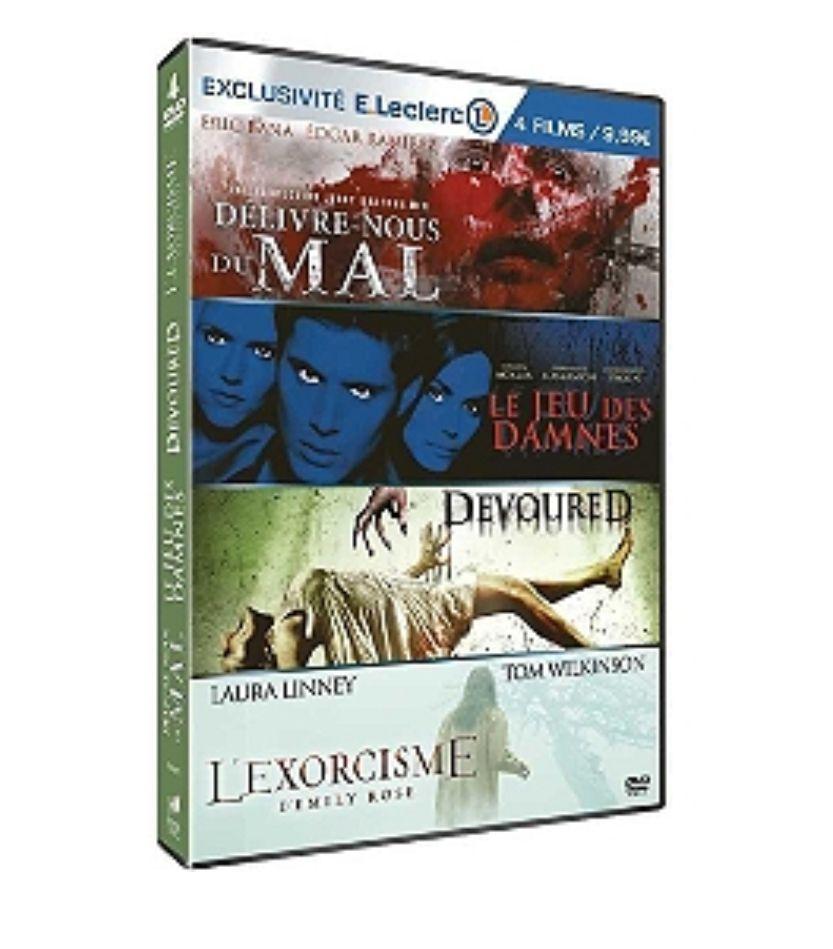 Coffret DVD 4 Films Possession - Edition Limitée