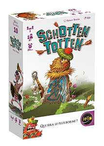 [PRIME] Jeu de société Iello - Schotten Totten (Version Française)