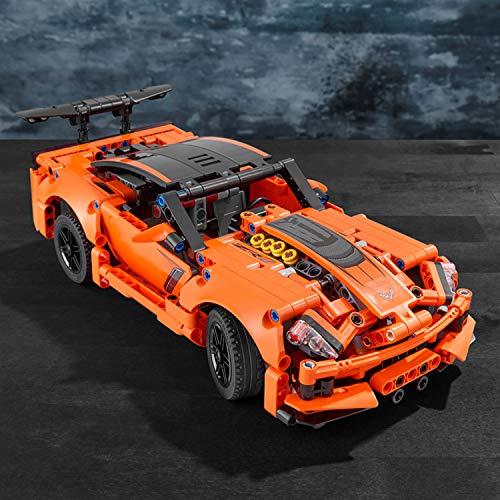 Jeu de construction LEGO Technic - Chevrolet Corvette ZR1 (42093)