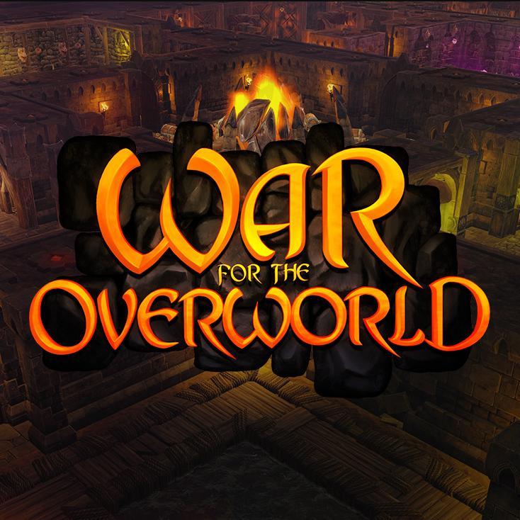 War for the Overworld sur PC (Dématérialisé)