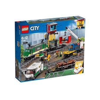 [Adhérents] Sélection de jeux de construction Lego en promotion - Ex : LEGO 60198 Train Marchandises + 15€ fidélité