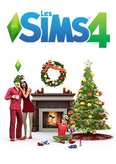 Pack Les Sims 4 - Fêtes de fin d'année