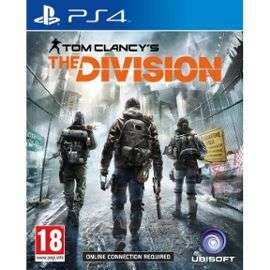 Tom Clancy's: The Division sur PS4 (+ 1.25€ en SuperPoints)