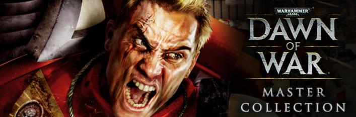 Pack de jeux Warhammer 40,000: Dawn of War - Master Collection sur PC (Dématérialisé Steam)