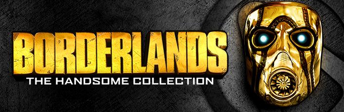 Bundle Borderlands: The Handsome Collection sur PC (Dématérialisé - Steam)