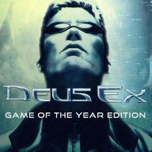 Jeu Deus Ex: Game of the Year Edition sur PC (Dématérialisé, Steam)