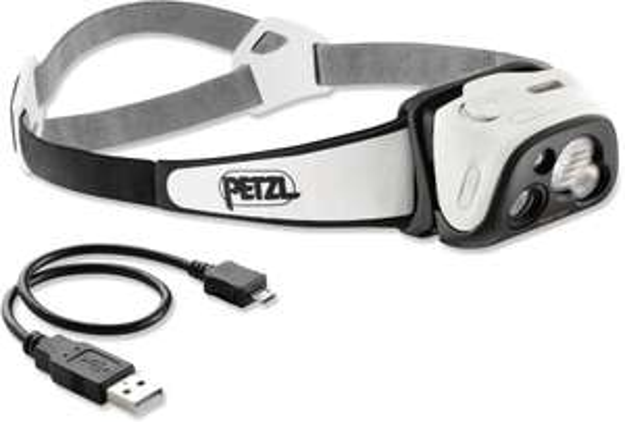 Lampe frontale rechargeable Petzl Tikka RXP 215 Lumens