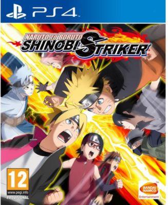 Jeu Namco Naruto to Boruto : Shinobi Striker sur PS4