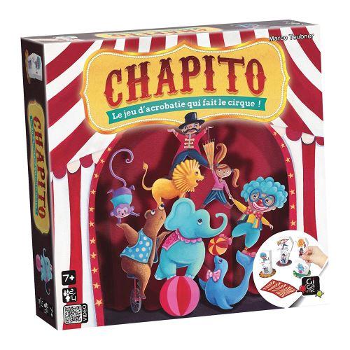 Jeu de société Gigamic Chapito
