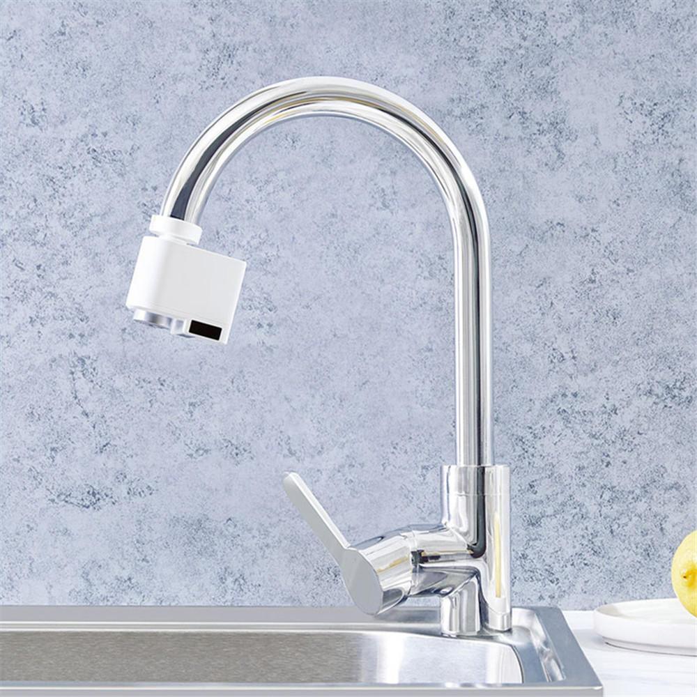 Dispositif d'économie d'eau à induction infrarouge Xiaomi Zajia