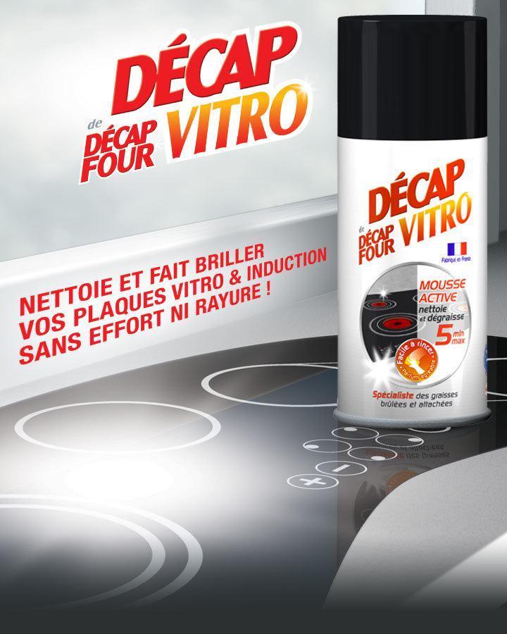 Décap'vitro aérosol de 300 ml gratuit (via BDR + Shopmium)