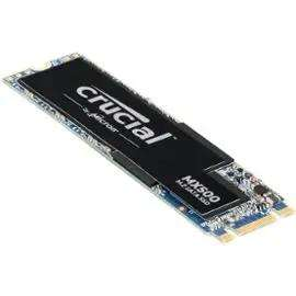 SSD Interne M.2 2280 Crucial MX500 (3D NAND) - 1 To