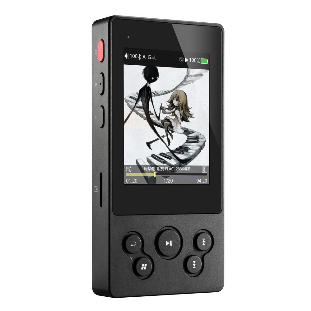 """Dac HiFi Xduoo X3II 2.4"""" - Bluetooth 4.0 DSD, APT-x"""